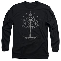 Lord Of The Rings - Mens Tree Of Gondor Long Sleeve T-Shirt
