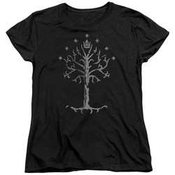 Lord Of The Rings - Womens Tree Of Gondor T-Shirt
