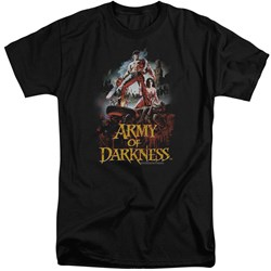 Army Of Darkness - Mens Bloody Poster Tall T-Shirt
