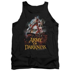 Army Of Darkness - Mens Bloody Poster Tank Top