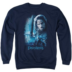 Lord Of The Rings - Mens King In The Making Sweater