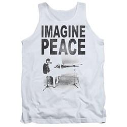 John Lennon - Mens Imagine Tank Top