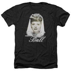 Lucille Ball - Mens Glowing Heather T-Shirt