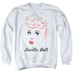 Lucille Ball - Mens Drawing Sweater