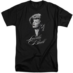 Lucille Ball - Mens Pretty Gaze Tall T-Shirt