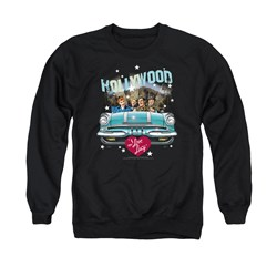 I Love Lucy - Mens Hollywood Road Trip Sweater