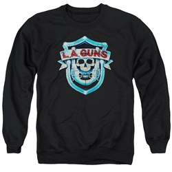 La Guns - Mens La Guns Shield Sweater