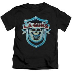 La Guns - Little Boys La Guns Shield T-Shirt