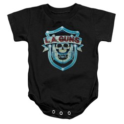 La Guns - Toddler La Guns Shield Onesie