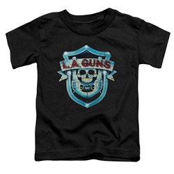 La Guns - Toddlers La Guns Shield T-Shirt