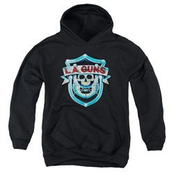 La Guns - Youth La Guns Shield Pullover Hoodie
