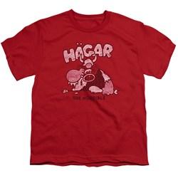 Hagar The Horrible - Big Boys Hagar Gulp T-Shirt