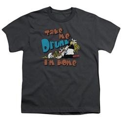 Hagar The Horrible - Big Boys Take Me Home T-Shirt