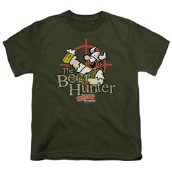 Hagar The Horrible - Big Boys Beer Hunter T-Shirt