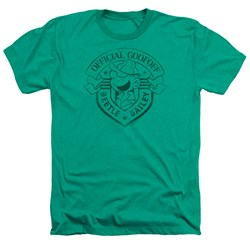 Beetle Bailey - Mens Official Badge Heather T-Shirt