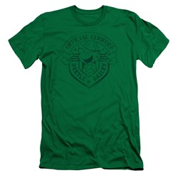 Beetle Bailey - Mens Official Badge Slim Fit T-Shirt