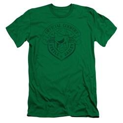 Beetle Bailey - Mens Official Badge Slim Fit T-Shirt