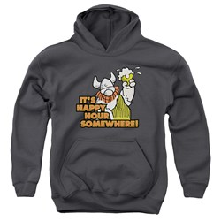 Hagar The Horrible - Youth Happy Hour Pullover Hoodie