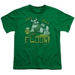 Hagar The Horrible - Big Boys 1 2 3 Floor T-Shirt