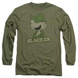 Beetle Bailey - Mens Slacker Long Sleeve T-Shirt