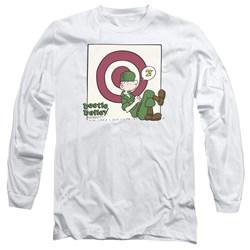 Beetle Bailey - Mens Target Nap Long Sleeve T-Shirt