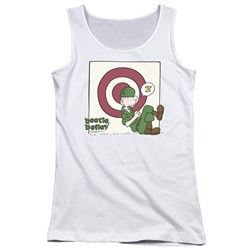 Beetle Bailey - Juniors Target Nap Tank Top