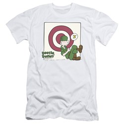 Beetle Bailey - Mens Target Nap Slim Fit T-Shirt