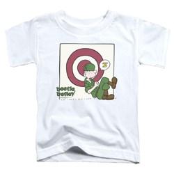 Beetle Bailey - Toddlers Target Nap T-Shirt