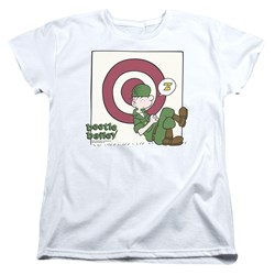 Beetle Bailey - Womens Target Nap T-Shirt