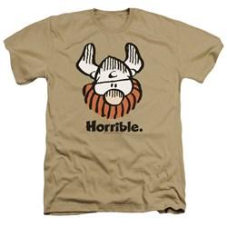 Hagar The Horrible - Mens Horrible Heather T-Shirt