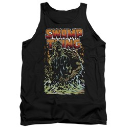 Justice League - Mens Swamp Thing Tank Top