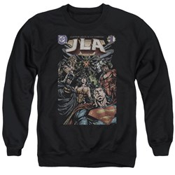 Justice League - Mens #1 Cover Sweater