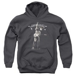 Jeff Beck - Youth Guitar God Pullover Hoodie