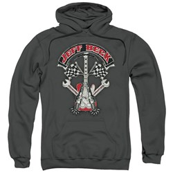 Jeff Beck - Mens Beckabilly Guitar Pullover Hoodie