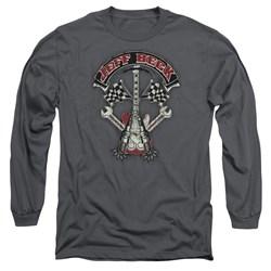 Jeff Beck - Mens Beckabilly Guitar Long Sleeve T-Shirt