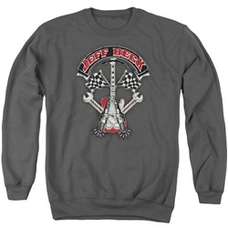 Jeff Beck - Mens Beckabilly Guitar Sweater