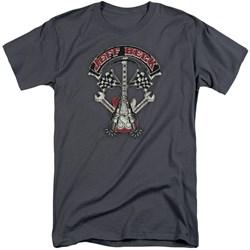 Jeff Beck - Mens Beckabilly Guitar Tall T-Shirt