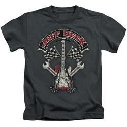 Jeff Beck - Little Boys Beckabilly Guitar T-Shirt