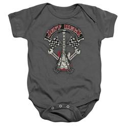 Jeff Beck - Toddler Beckabilly Guitar Onesie
