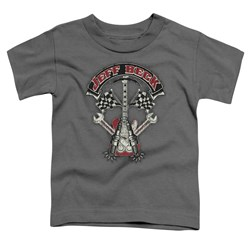 Jeff Beck - Toddlers Beckabilly Guitar T-Shirt