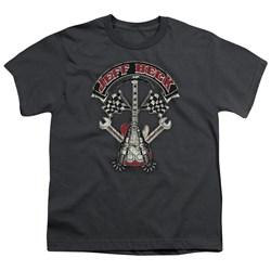 Jeff Beck - Big Boys Beckabilly Guitar T-Shirt