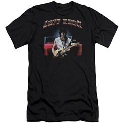 Jeff Beck - Mens Jeffs Hotrod Slim Fit T-Shirt
