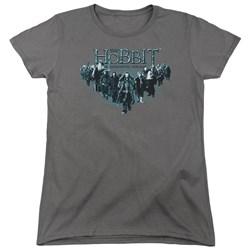 The Hobbit - Womens Thorin And Company T-Shirt