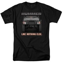 Hummer - Mens Like Nothing Else T-Shirt