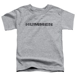 Hummer - Toddlers Distressed Hummer Logo T-Shirt