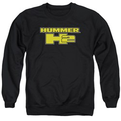 Hummer - Mens H2 Block Logo Sweater