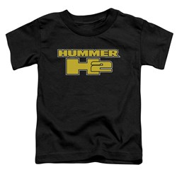 Hummer - Toddlers H2 Block Logo T-Shirt