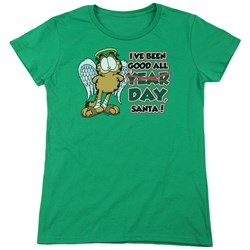 Garfield - Womens I'Ve Been Good T-Shirt