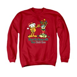 Garfield - Mens Share The Season Sweater