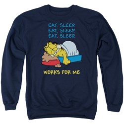 Garfield - Mens Works For Me Sweater
